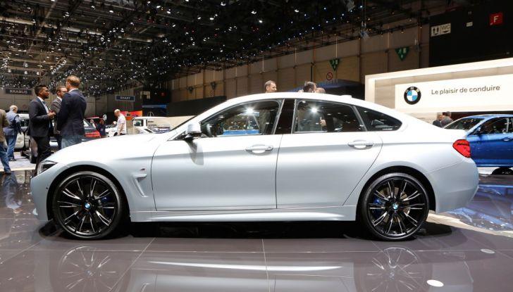BMW Serie 4: le informazioni sulla gamma ed i prezzi - Foto 13 di 34