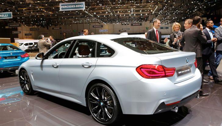 BMW Serie 4: le informazioni sulla gamma ed i prezzi - Foto 14 di 34