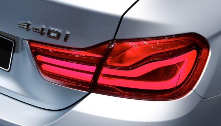 BMW Serie 4: le informazioni sulla gamma ed i prezzi - Foto 16 di 34