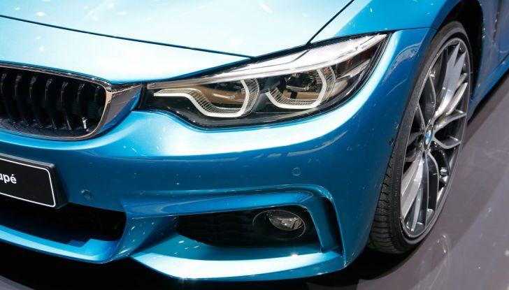 BMW Serie 4: le informazioni sulla gamma ed i prezzi - Foto 34 di 34