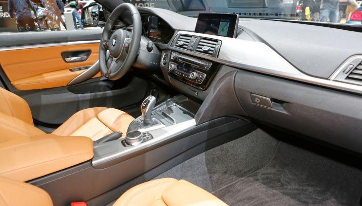 BMW Serie 4: le informazioni sulla gamma ed i prezzi - Foto 18 di 34