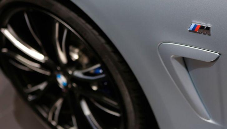 BMW Serie 4: le informazioni sulla gamma ed i prezzi - Foto 20 di 34