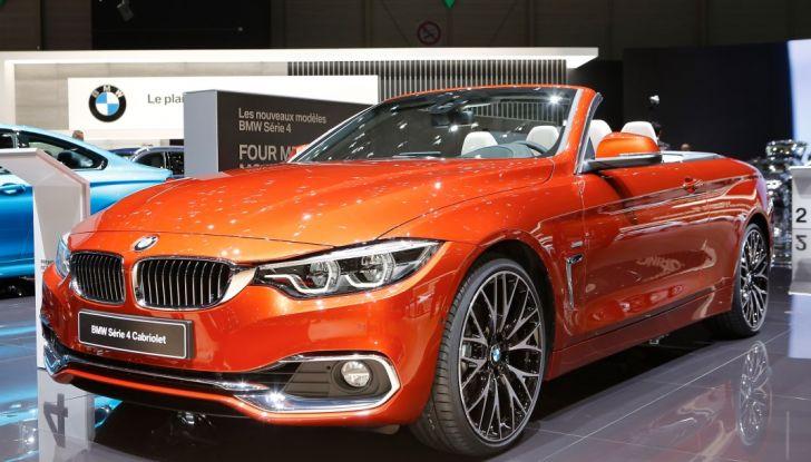 BMW Serie 4: le informazioni sulla gamma ed i prezzi - Foto 21 di 34