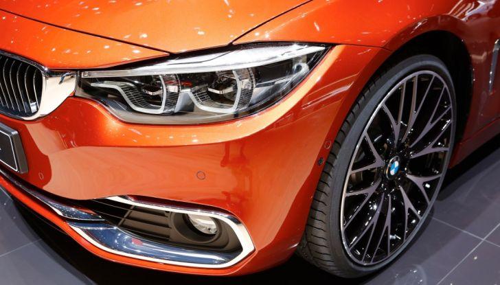 BMW Serie 4: le informazioni sulla gamma ed i prezzi - Foto 22 di 34