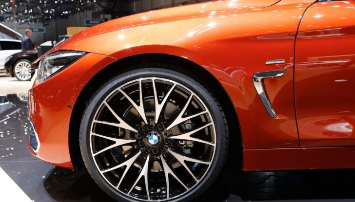 BMW Serie 4: le informazioni sulla gamma ed i prezzi - Foto 23 di 34