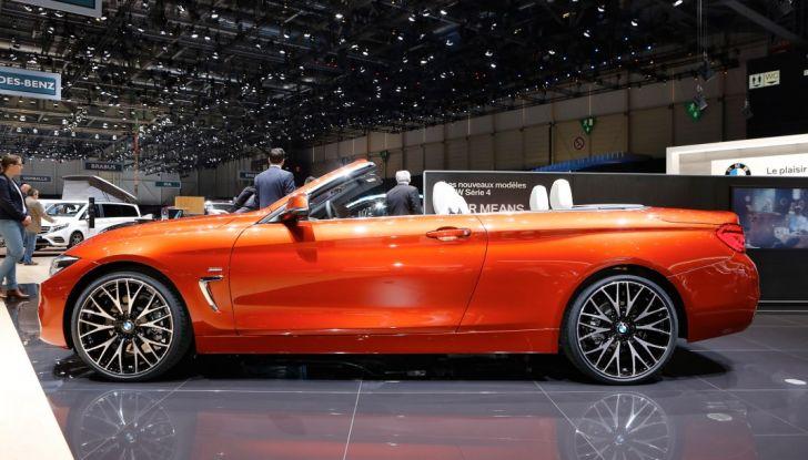 BMW Serie 4: le informazioni sulla gamma ed i prezzi - Foto 24 di 34