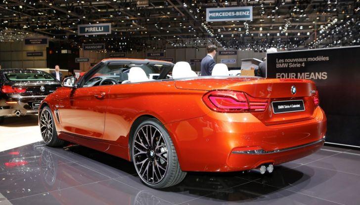 BMW Serie 4: le informazioni sulla gamma ed i prezzi - Foto 25 di 34