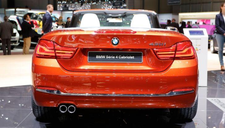 BMW Serie 4: le informazioni sulla gamma ed i prezzi - Foto 26 di 34