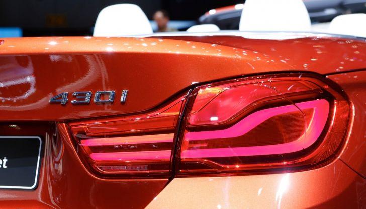 BMW Serie 4: le informazioni sulla gamma ed i prezzi - Foto 27 di 34