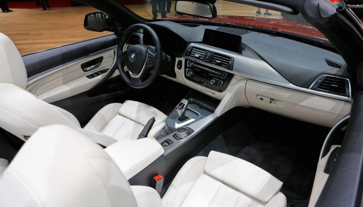 BMW Serie 4: le informazioni sulla gamma ed i prezzi - Foto 28 di 34