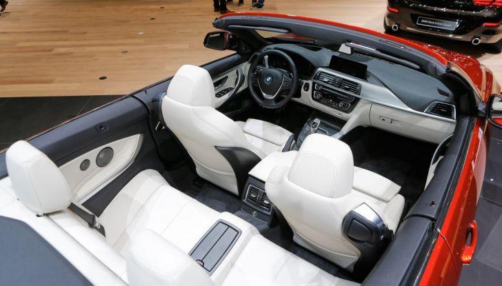 BMW Serie 4: le informazioni sulla gamma ed i prezzi - Foto 29 di 34