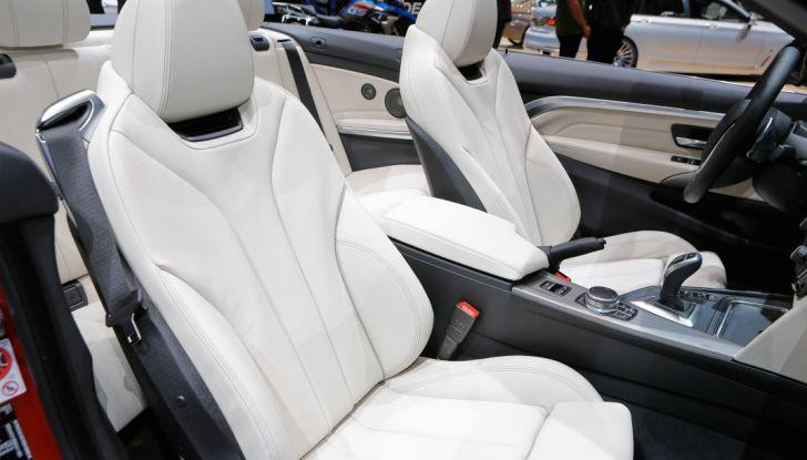 BMW Serie 4: le informazioni sulla gamma ed i prezzi - Foto 30 di 34