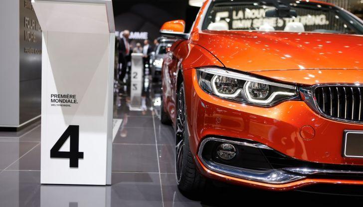 BMW Serie 4: le informazioni sulla gamma ed i prezzi - Foto 32 di 34
