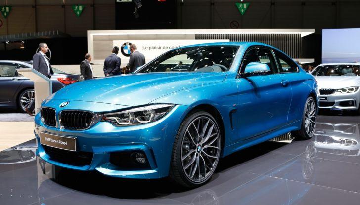 BMW Serie 4: le informazioni sulla gamma ed i prezzi - Foto 1 di 34
