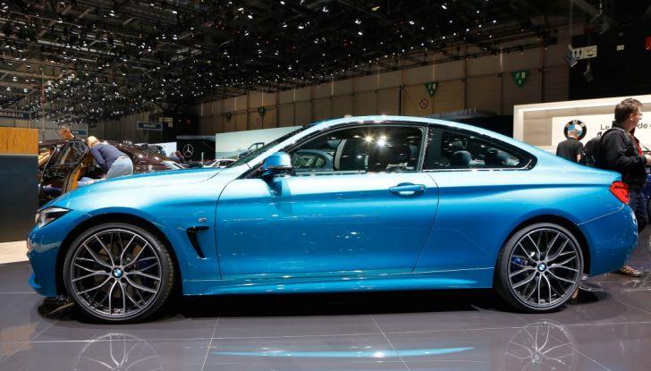 BMW Serie 4: le informazioni sulla gamma ed i prezzi - Foto 3 di 34