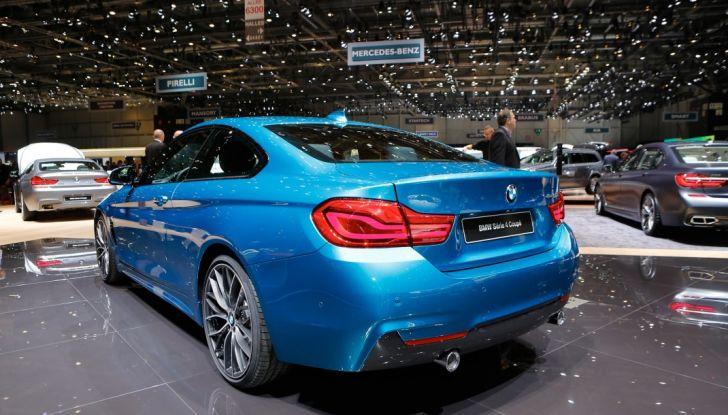 BMW Serie 4: le informazioni sulla gamma ed i prezzi - Foto 4 di 34