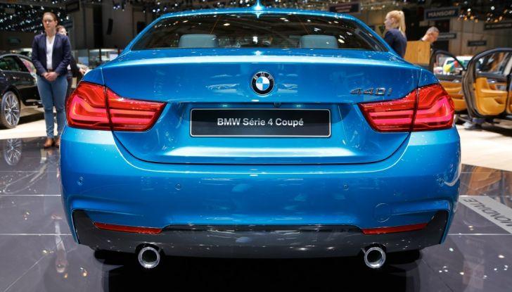 BMW Serie 4: le informazioni sulla gamma ed i prezzi - Foto 7 di 34