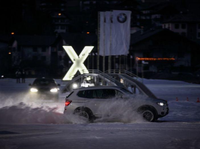 BMW xDrive Experience 2017: Performance sulla neve - Foto 12 di 38