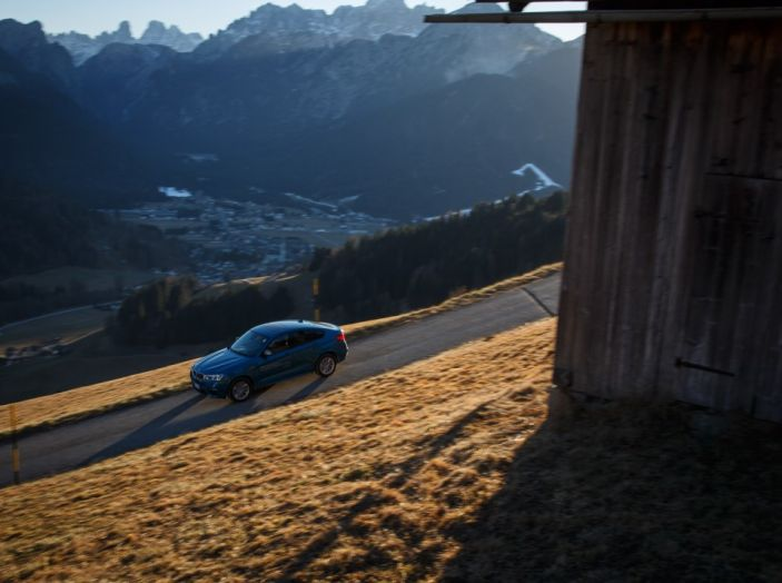 BMW xDrive Experience 2017: Performance sulla neve - Foto 13 di 38