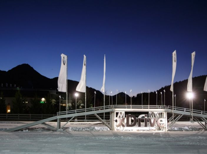 BMW xDrive Experience 2017: Performance sulla neve - Foto 15 di 38