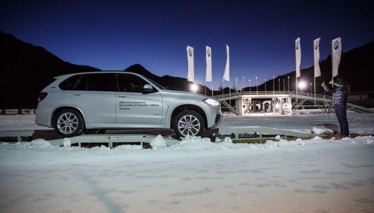 BMW xDrive Experience 2017: Performance sulla neve - Foto 16 di 38
