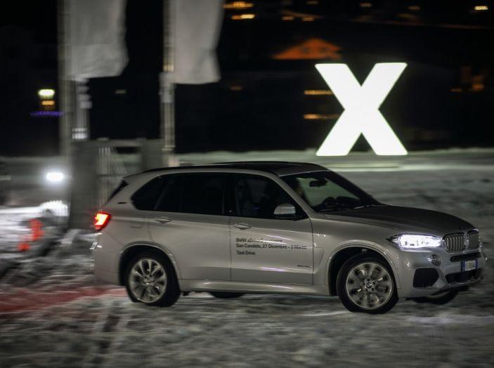 BMW xDrive Experience 2017: Performance sulla neve - Foto 17 di 38