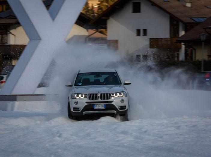 BMW xDrive Experience 2017: Performance sulla neve - Foto 20 di 38