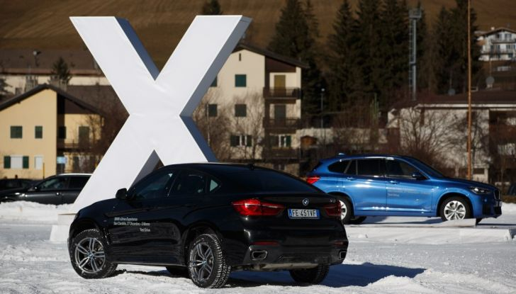 BMW xDrive Experience 2017: Performance sulla neve - Foto 21 di 38