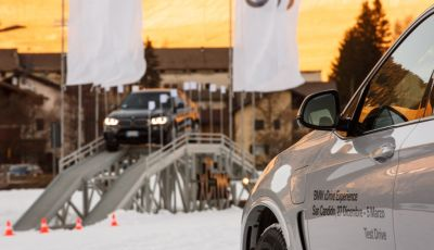 BMW xDrive Experience 2017: Performance sulla neve