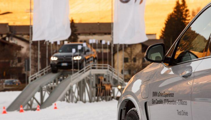 BMW xDrive Experience 2017: Performance sulla neve - Foto 1 di 38