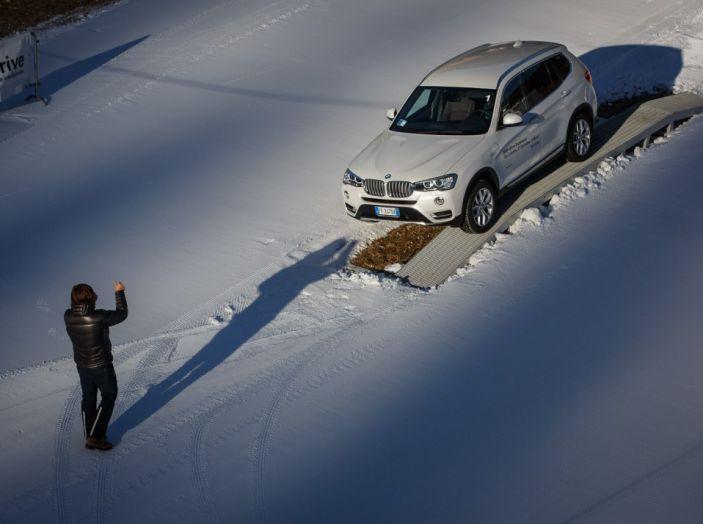 BMW xDrive Experience 2017: Performance sulla neve - Foto 23 di 38
