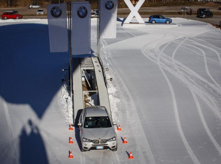 BMW xDrive Experience 2017: Performance sulla neve - Foto 24 di 38