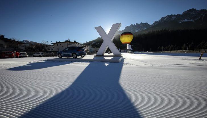 BMW xDrive Experience 2017: Performance sulla neve - Foto 26 di 38