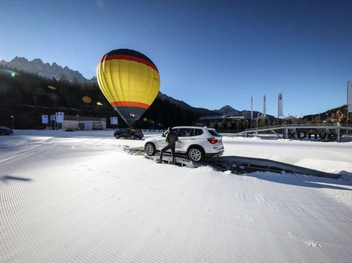 BMW xDrive Experience 2017: Performance sulla neve - Foto 27 di 38