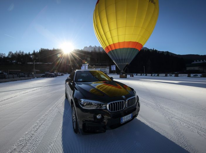 BMW xDrive Experience 2017: Performance sulla neve - Foto 2 di 38