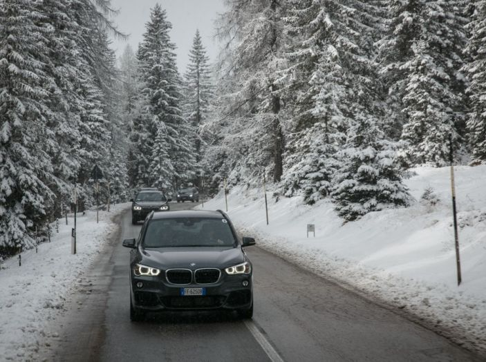 BMW xDrive Experience 2017: Performance sulla neve - Foto 30 di 38