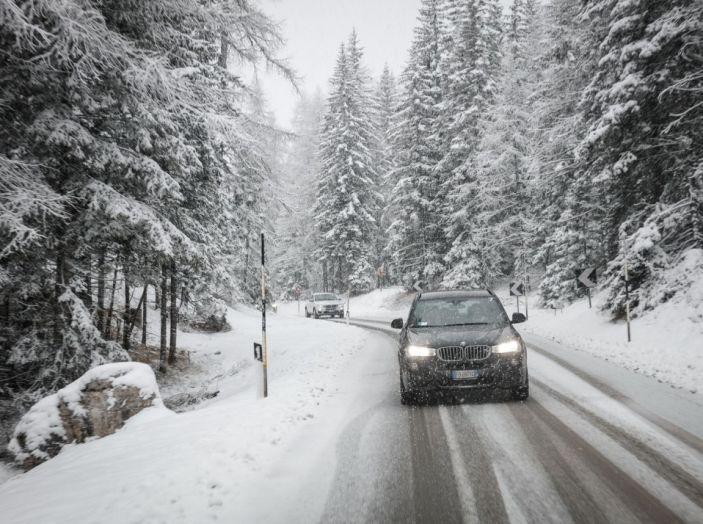 BMW xDrive Experience 2017: Performance sulla neve - Foto 31 di 38