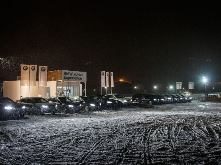 BMW xDrive Experience 2017: Performance sulla neve - Foto 33 di 38
