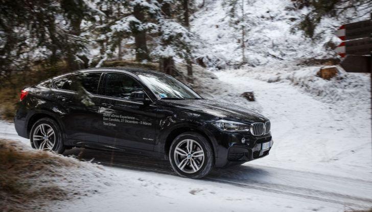 BMW xDrive Experience 2017: Performance sulla neve - Foto 3 di 38
