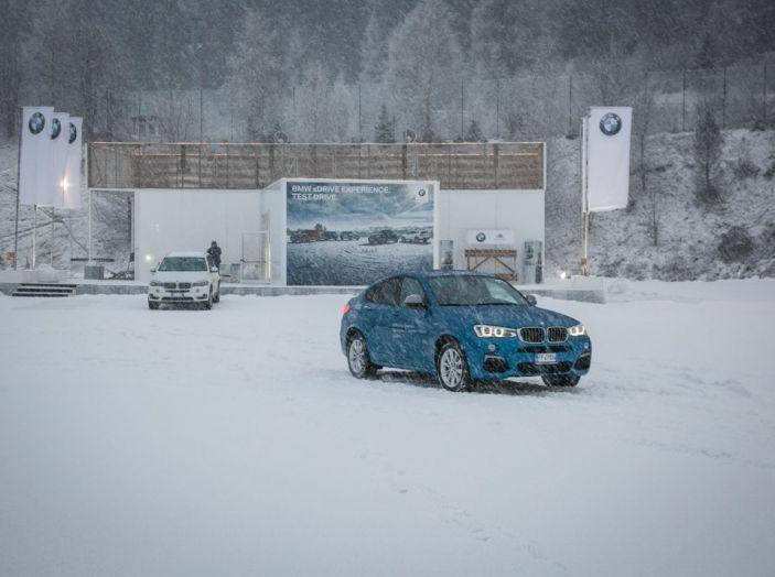 BMW xDrive Experience 2017: Performance sulla neve - Foto 34 di 38
