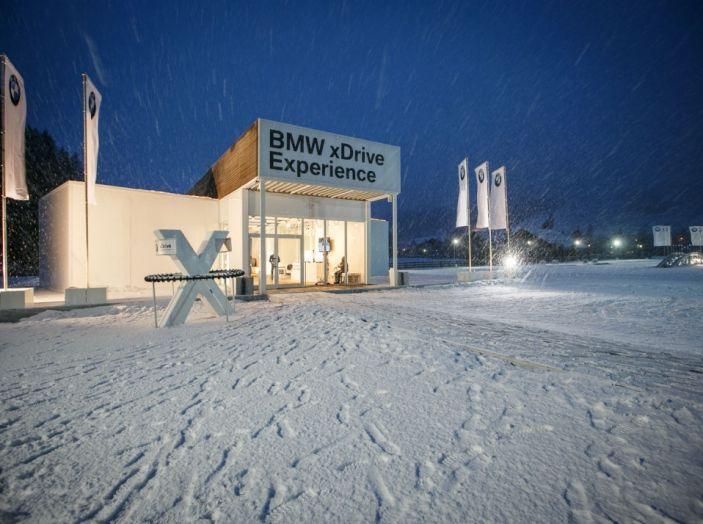 BMW xDrive Experience 2017: Performance sulla neve - Foto 35 di 38