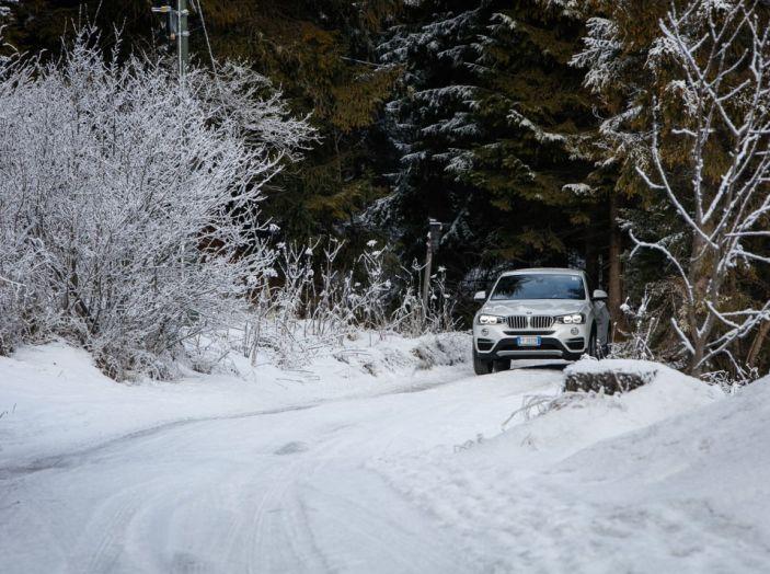 BMW xDrive Experience 2017: Performance sulla neve - Foto 4 di 38
