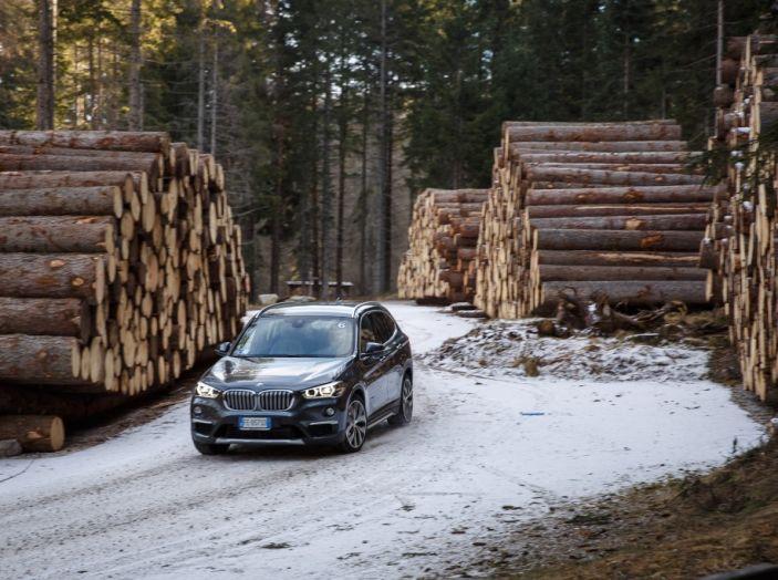 BMW xDrive Experience 2017: Performance sulla neve - Foto 5 di 38