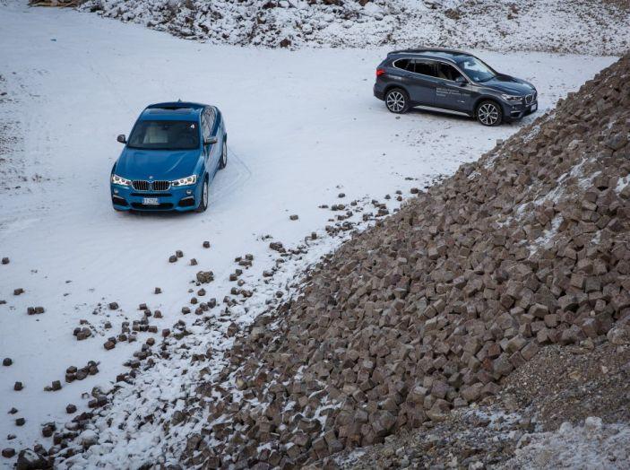 BMW xDrive Experience 2017: Performance sulla neve - Foto 7 di 38