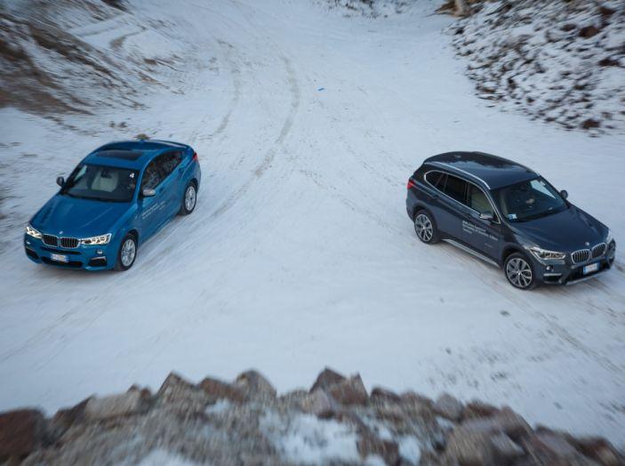 BMW xDrive Experience 2017: Performance sulla neve - Foto 8 di 38