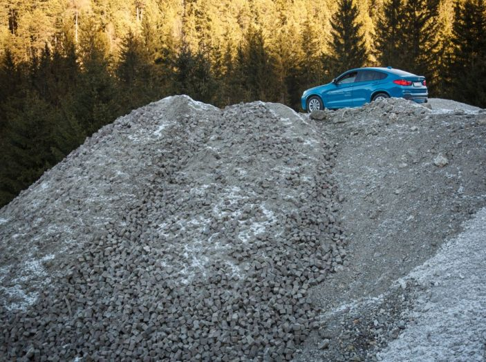 BMW xDrive Experience 2017: Performance sulla neve - Foto 9 di 38