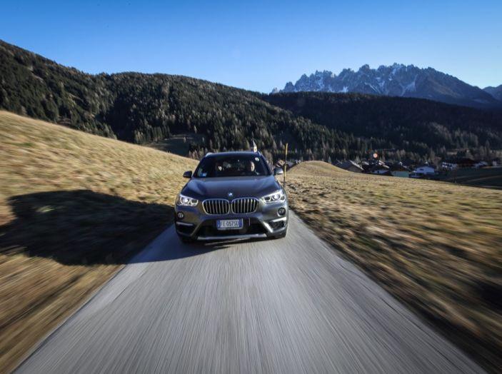 BMW xDrive Experience 2017: Performance sulla neve - Foto 10 di 38