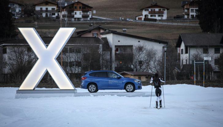 BMW xDrive Experience 2017: Performance sulla neve - Foto 11 di 38