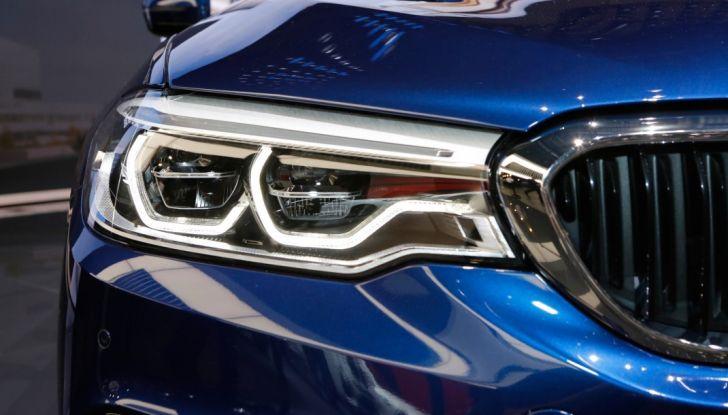 BMW Serie 5 Touring motorizzazioni, allestimenti e informazioni - Foto 2 di 25