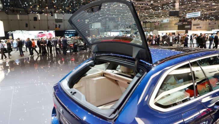 BMW Serie 5 Touring motorizzazioni, allestimenti e informazioni - Foto 8 di 25